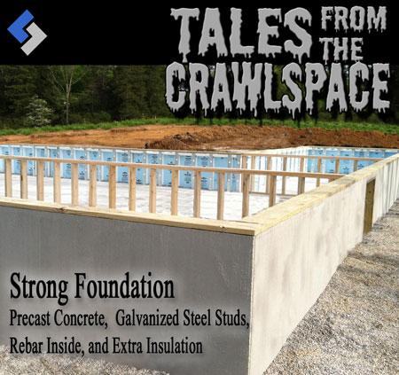 Crawlspaces – SUPERIOR WALLS NY PA